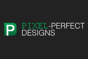 Pixel-Perfect logo